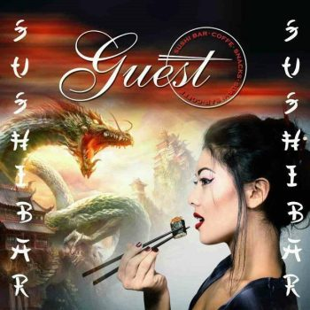 """Суши бар """"Guest"""""""