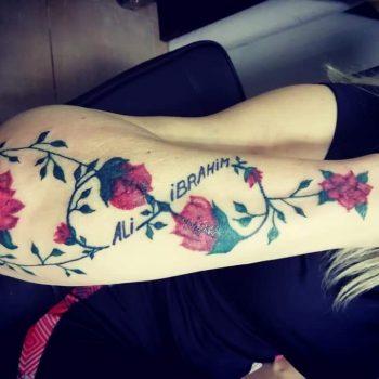 Tattoo Studio Хамза Саров