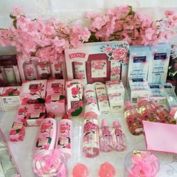 Козметични продукти с Българска роза с -25%