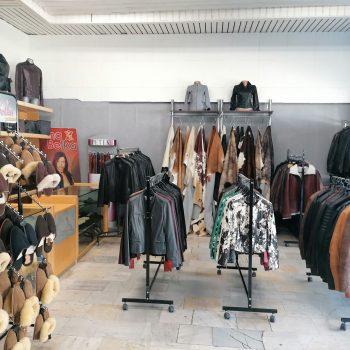 """Магазин за кожени облекла """"Златна Белка"""""""
